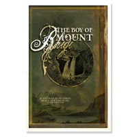 Poster: The Boy of Mount Rhigi LARGE