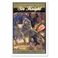 Poster: Sir Knight of the Splendid Way LARGE