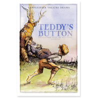 Poster: Teddy's Button LARGE