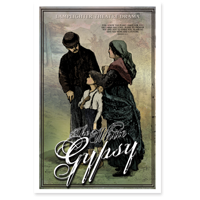 Poster: The White Gypsy LARGE