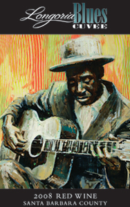2008 Blues Lithograph Signed Call MAIN