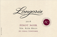 2018 Pinot Noir Fe Ciega Vineyard MAIN