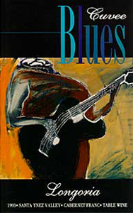 1994 Blues Lithograph Signed by Kuder
