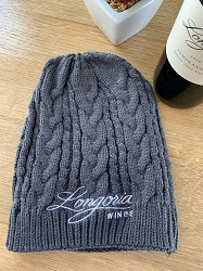 Beanie with Longoria Logo MAIN