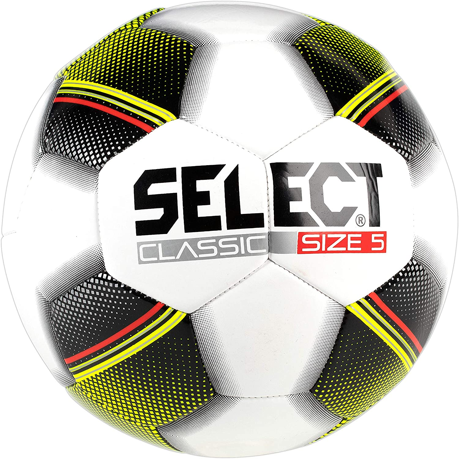 0388588-W Select Classic Soccer Ball Size 5 MAIN