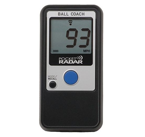 1000BC Ball Coach Pro-Level Speed Radar Gun THUMBNAIL