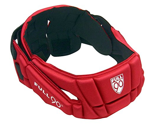 102022S Full 90 Select Performance Headguard - Red - Small MAIN