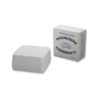 130538 Cramer Block Magnesium Carbonate Gym Chalk - Box of 8 2oz Blocks LARGE