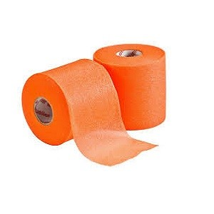 130709 Mueller Big Bold M-Wrap Tape - Orange - 48 Rolls THUMBNAIL