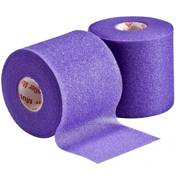 Mueller Big Bold M-Wrap Tape - Purple - 48 Rolls LARGE