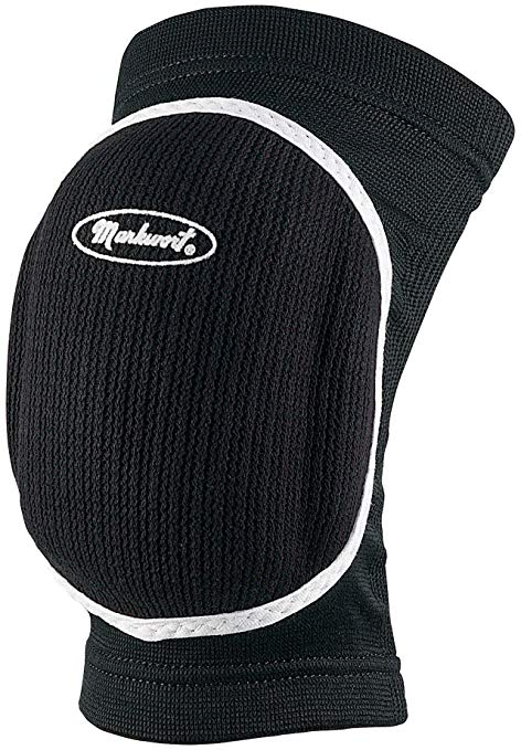 Markwort Bubble Knee Pads - Black THUMBNAIL