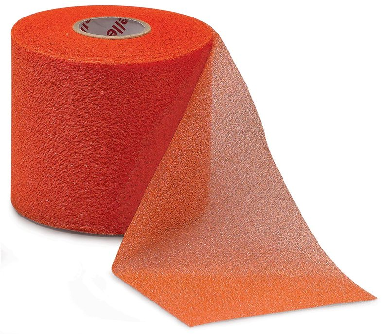 27077 Mueller M-Wrap Protective Underwrap 2-Pack - Orange THUMBNAIL