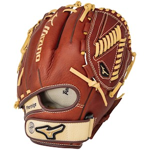 "312288F Mizuno MVP Fastpitch Softball Glove 12"" Full Right THUMBNAIL"