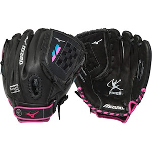 "312466R Mizuno Prospect Finch Fastpitch Glove 12"" Right Hand THUMBNAIL"