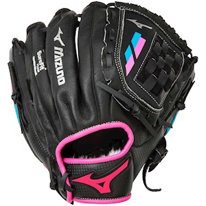 "312469R Mizuno Prospect Finch Fastpitch 10"" Glove Regular THUMBNAIL"