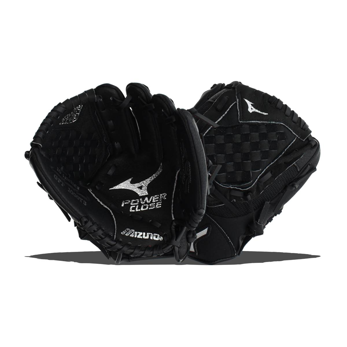 "312720R Mizuno Prospect PowerClose 10""  Baseball Glove GPP1000Y3 - Regular THUMBNAIL"
