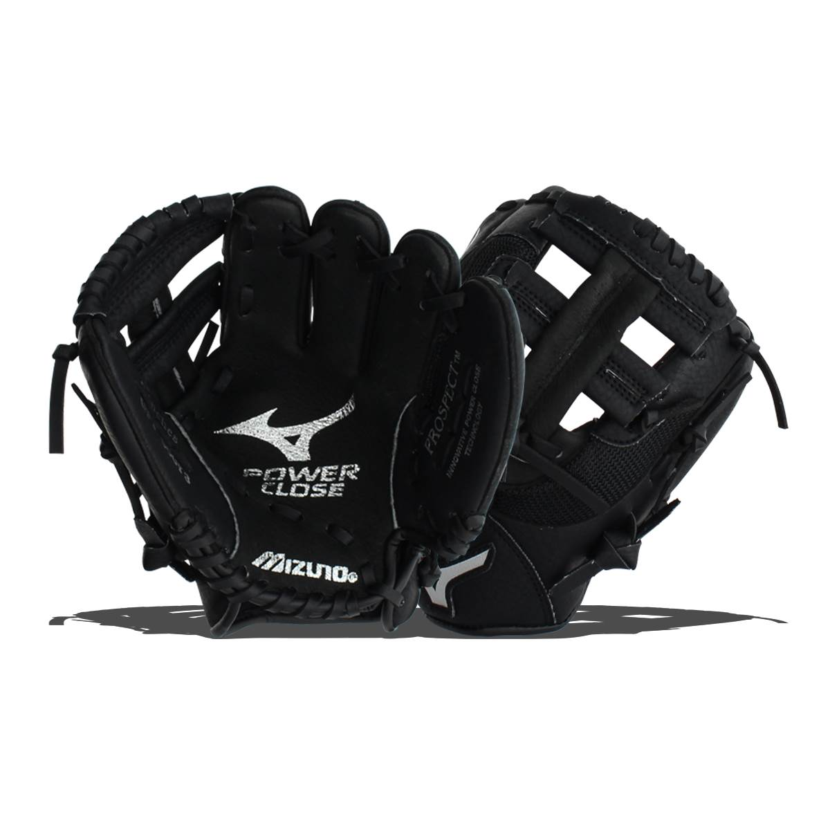 "312726F Mizuno Prospect PowerClose 9"" Youth Baseball Glove GPP900Y3 - Full Right THUMBNAIL"