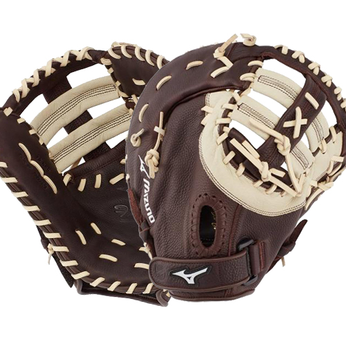 "312742R Mizuno  Franchise First Base Mitt 12.5"" - Regular THUMBNAIL"