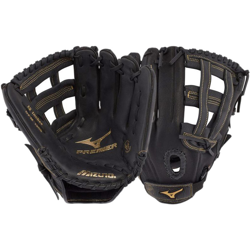 "312791F Mizuno Premier Slowpitch Softball Glove 12"" GPM1205 - Right Hand MAIN"
