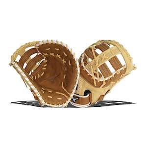 "312973R Mizuno Franchise 12.5"" Baseball First Base Mitt - Regular THUMBNAIL"