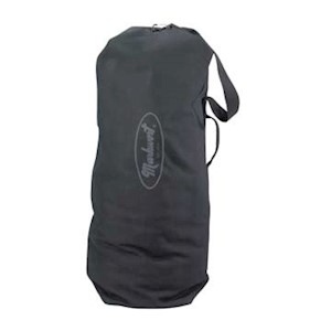 "3333B Markwort Top Load Duffle 12"" X 42"" Black MAIN"