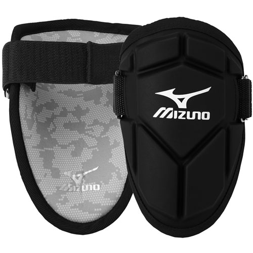 380373B Mizuno Batter's Elbow Guard Black THUMBNAIL