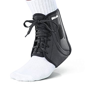 Mueller ATF2 Ankle Brace - Black - Extra Small THUMBNAIL