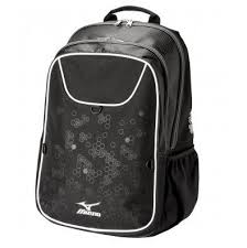 470126B Mizuno Lightning Day Pack - Black THUMBNAIL