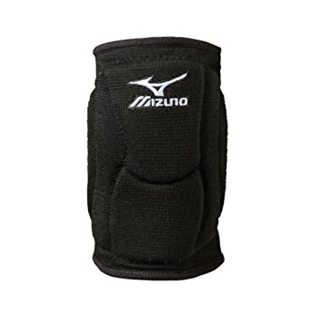 Mizuno Elite 9 SL2 Volleyball Kneepad - Black THUMBNAIL