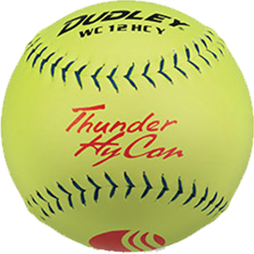 "Dudley Thunder Hycon SY USSSA 12"" Softball MAIN"