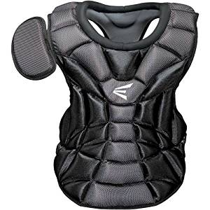 5106B Easton Natural Chest Protector - Adult - Black MAIN