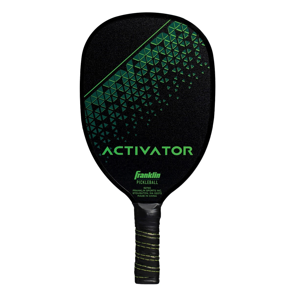 Franklin Sports Activator Recreation Pickleball Paddle - Green THUMBNAIL