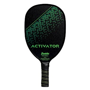 52740 Franklin Sports Activator Recreation Pickleball Paddle - Green THUMBNAIL