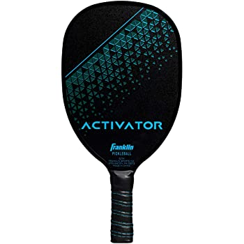 Franklin Sports Activator Recreation Pickleball Paddle - Blue THUMBNAIL