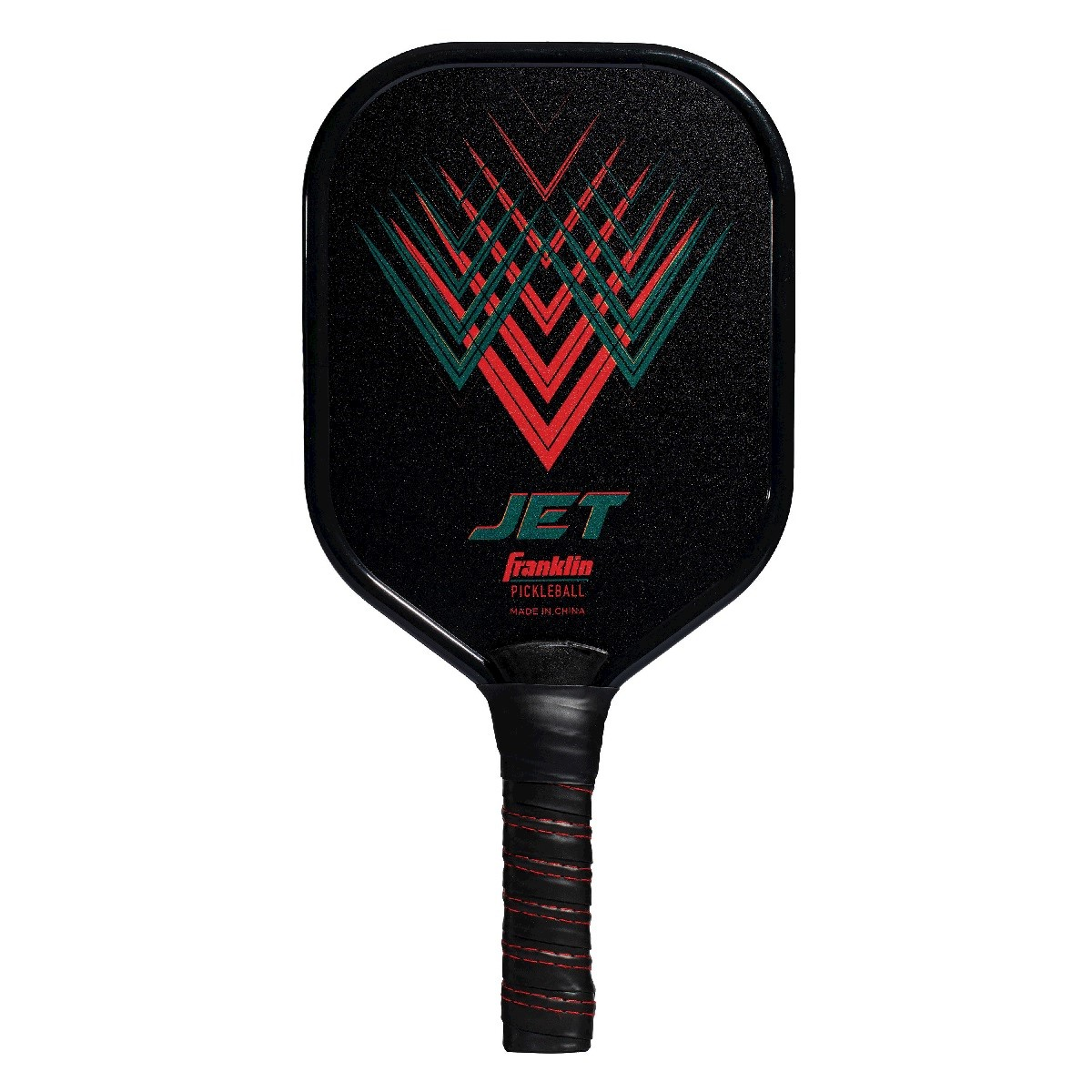 Franklin Jet Aluminum Pickleball Paddle - Red THUMBNAIL