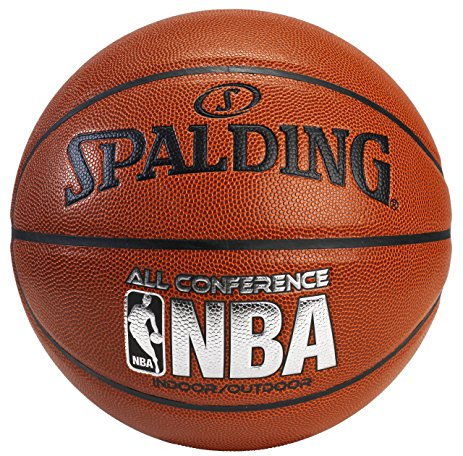 76063 Spalding NBA All Conference Basketball Boxed Size 7 THUMBNAIL