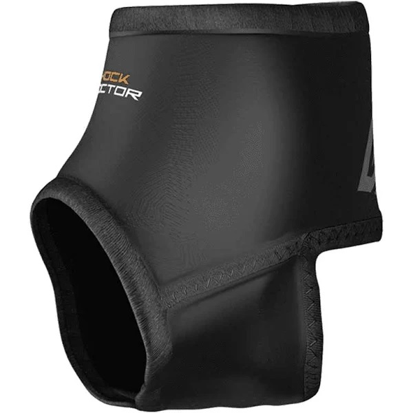 844 Shock Doctor Compression Ankle Sleeve - Black MAIN