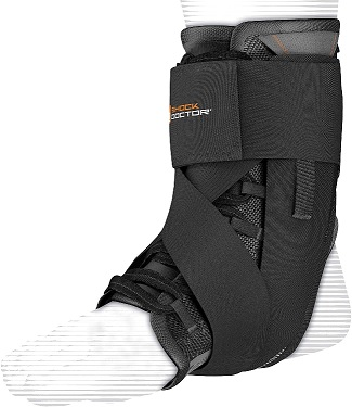 851B Shock Doctor Lace Wrap Ankle Support MAIN