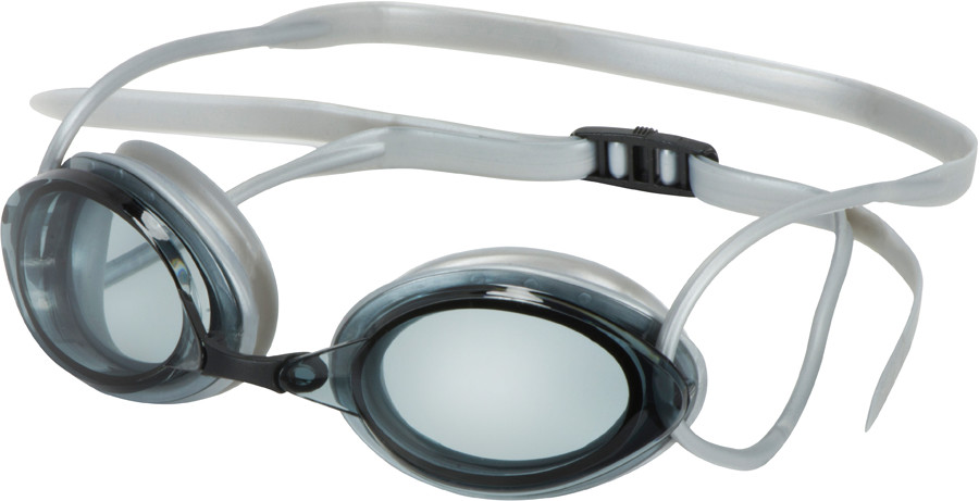 Leader Sailfish Swim Goggles Smoke Mirror/Silver THUMBNAIL