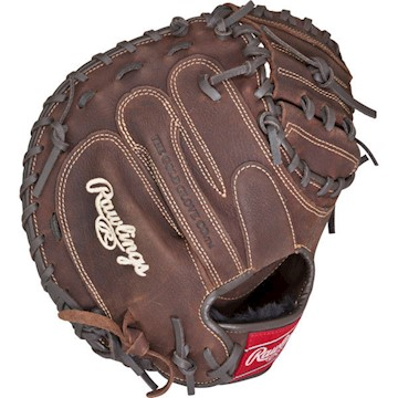 "PCM30 Rawlings Player Preferred Series Catcher's Mitt 33"" Regular LARGE"