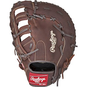"PFBDCT Rawlings Player Preferred First Base Mitt 12.5"" Regular THUMBNAIL"
