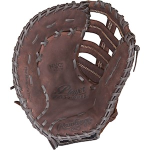 "PFBDCTRH Rawlings Player Preferred First Base Mitt 12.5"" Right Hand THUMBNAIL"