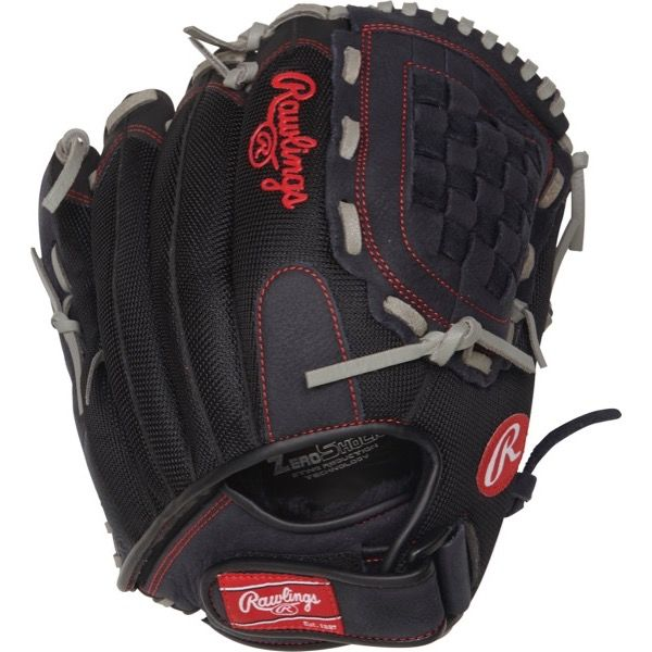 "R125BGS Rawlings Renegade Ball Glove 12.5"" Reg THUMBNAIL"