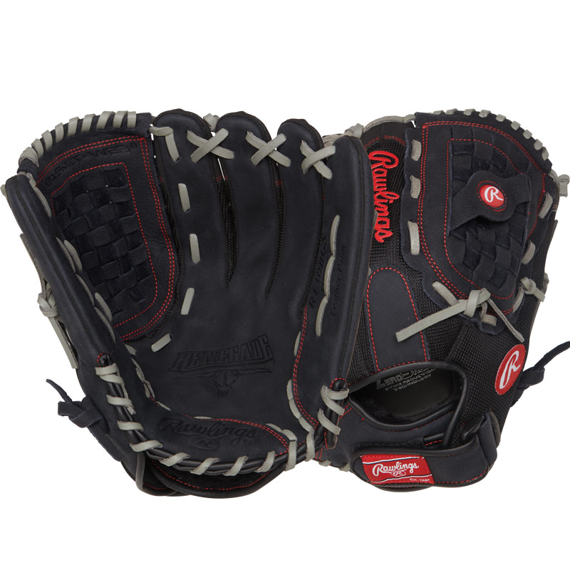 "R130BGS Rawlings Renegade Ballglove 13"" - Regular THUMBNAIL"