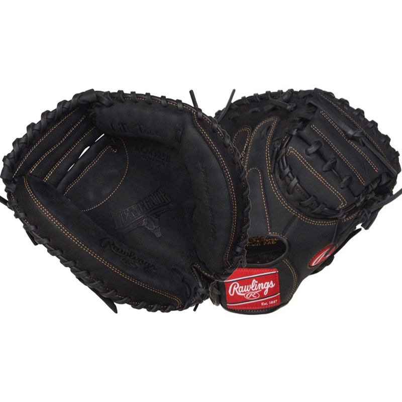 "RCM325BRH Rawlings Renegade 32.5"" Catcher's Mitt - Right Hand MAIN"