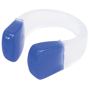 SA0150B Leader Deluxe Nose Clip - Blue LARGE