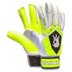 Brine King Match SGKGM2J6 Goalie Gloves - Toxic THUMBNAIL