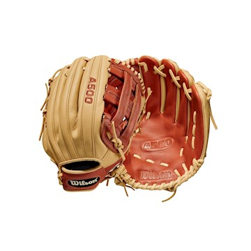 "Wilson A500 12"" Youth Baseball Glove - Right Hand LARGE"