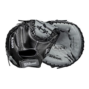 "WBW91315 Wilson 31.5"" A360 Youth Baseball Catcher's Mitt - Right Hand THUMBNAIL"