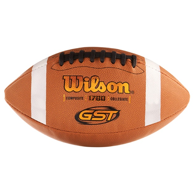 WF1780B Wilson GST Composite Footbal - Official Size MAIN